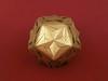 С Днем Победы! (masha_losk) Tags: kusudama кусудама origamiwork origamiart foliage origami paper paperfolding modularorigami unitorigami модульноеоригами оригами бумага folded symmetry design handmade art