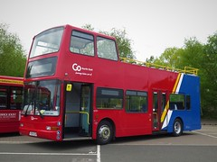 Go North East 6000 (X594EGK) - 05-05-19 (peter_b2008) Tags: goaheadgroup gonortheast eastyorkshiremotorservices eyms volvo b7tl plaxton president opentop 6000 x594egk buses coaches transport buspictures
