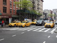 201905013 New York City Chelsea (taigatrommelchen) Tags: 20190518 usa ny newyork newyorkcity nyc manhattan chelsea icon urban city street taxi cab