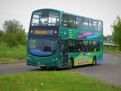 Go North East 6081 (NK62FKG) - 05-05-19 (peter_b2008) Tags: goaheadgroup gonortheast gonorthern tynevalleyten volvo b9tl wrightbus wright eclipsegemini2 6081 nk62fkg buses coaches transport buspictures