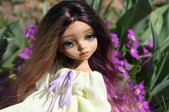 4H5A5339 (Yumi♡) Tags: bjd doll garden yumistudio spring flowers glacedolls 2019 yellowdress