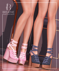 [BREATHE]-Mei Song@C88 ([Breathe]) Tags: breathe maitreya belleza slink collabor88 daisaadmiral shoes wedges
