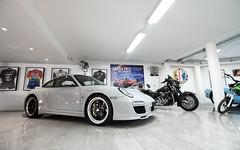 Porsche 911 Classic. (Tom Daem) Tags: porsche 911 classic garage deman brussels brussel