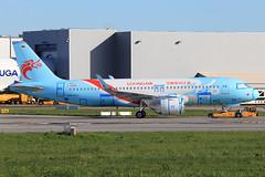 Loong Air Airbus A320-251N D-AXAB (B-307G) (widebodies) Tags: hamburg finkenwerder xfw edhi widebody widebodies plane aircraft flughafen airport flugzeug flugzeugbilder loong air airbus a320251n daxab b307g