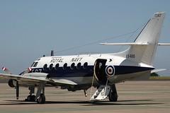 Jetstream T.2 XX486 (Craig S Martin) Tags: royal navy fleet air arm handley page jetstream t2 xx486 royalnavy fleetairarm handleypage jetstreamt2 aircraft airplane airliner turboprop aviation military
