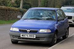 M875 RRD (Nivek.Old.Gold) Tags: 1995 vauxhall astra 14 ls auto 5door