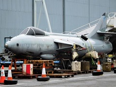 ٨٥٣ (853) Hawker Hunter FR.10 (Grumman G1159) Tags: ٨٥٣ 853 rafo royalairforceofoman hawkeraircraft hunter hunterfr10 xf426 s4u3302 fighter reconnaissance fighterreconnaissance hawkersiddeley rafmuseum cosford egwc