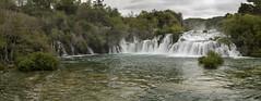 _MG_5703-Pano (d_pate1) Tags: krka kroatien wasserfall wasserfälle