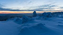 Hornisgrinde zum Sonnenaufgang-0203 (holger-losekann) Tags: blackforrest hornisgrinde schnee schwarzwald snow sonnenaufgang sunrise winter