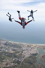 Faro (Skaalnes) Tags: skydive freefly parachute algarve portugal sky skydiver freefall skydivealgarve blueskies blue portimão