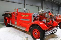 Seagraves Pumper ~ 1929 ( Camion / Truck ) (Aero.passion DBC-1) Tags: technic musem speyer aeropassion dbc1 david biscove collection seagraves pumper ~ 1929 camion truck