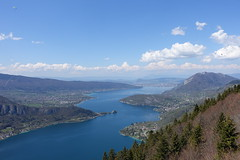 Lake Annecy @ Col de la Forclaz @ Hike around Pointe de Chenevier (*_*) Tags: april spring printemps 2019 bornes pointedechenevier europe france hautesavoie 74 annecy sourcesdulacdannecy savoie hiking mountain montagne nature randonnee walk marche montmin coldelaforclaz lakeannecy lacdannecy lake lac pass sunny