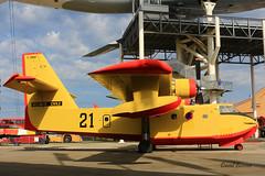 Bombardier CL215 Canadair n° 1021  ~ F-ZBAR / 21 (Aero.passion DBC-1) Tags: technic musem speyer avion aircraft aviation plane aeropassion dbc1 david biscove collection bombardier cl215 canadair ~ fzbar