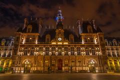 Hôtel de Ville, Paris (CamelKW) Tags: 2019 paris hôteldeville france