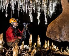 Mina Buenita (enekopy) Tags: mina buenita cantabria espeleo cueva cave espeleotema