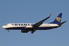 EI-GDE (LIAM J McMANUS - Manchester Airport Photostream) Tags: eigde ryanair fr ryr boeing b737 b738 738 b73h 73h boeing737 boeing737800 egcc manchester man