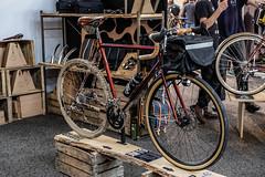 FUJI0126 (Omar.Shehata) Tags: bespoke cycle show 2019 bicycle handmade bristol bespoked