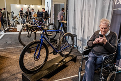 FUJI0049 (Omar.Shehata) Tags: bespoke cycle show 2019 bicycle handmade bristol bespoked