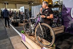 FUJI0046 (Omar.Shehata) Tags: bespoke cycle show 2019 bicycle handmade bristol bespoked