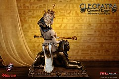 TBLeague-PHICEN PL2019-138 Cleopatra Queen of Egypt - 11 (Lord Dragon 龍王爺) Tags: 16scale 12inscale onesixthscale actionfigure doll hot toys phicen tbleague seamless