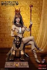 TBLeague-PHICEN PL2019-138 Cleopatra Queen of Egypt - 10 (Lord Dragon 龍王爺) Tags: 16scale 12inscale onesixthscale actionfigure doll hot toys phicen tbleague seamless