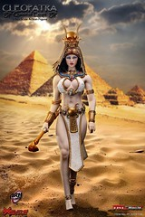 TBLeague-PHICEN PL2019-138 Cleopatra Queen of Egypt - 02 (Lord Dragon 龍王爺) Tags: 16scale 12inscale onesixthscale actionfigure doll hot toys phicen tbleague seamless
