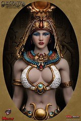 TBLeague-PHICEN PL2019-138 Cleopatra Queen of Egypt - 01 (Lord Dragon 龍王爺) Tags: 16scale 12inscale onesixthscale actionfigure doll hot toys phicen tbleague seamless