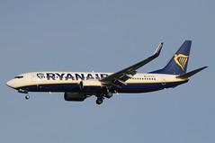 EI-FOJ (LIAM J McMANUS - Manchester Airport Photostream) Tags: eifoj ryanair fr ryr boeing b737 b738 738 b73h 73h boeing737 boeing737800 egcc manchester man