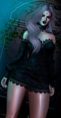 My Shadow Life (AliceInChains Arun) Tags: genus genusproject aviglam suicidalunborn athem exile cuklt momoko ison slink hourglass belle belleevent c88 collabor88 sl secondlife