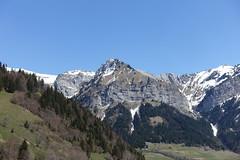 Pointe de la Beccaz @ Col de la Forclaz @ Hike around Pointe de Chenevier