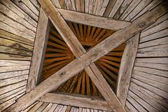 Chambord castle framework (JLM62380) Tags: chambord castle framework ladder loire france échelle château charpente wood bois