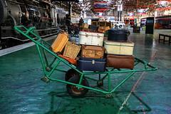 Old Luggage (Johann (Still Me!)) Tags: baggage oldstuff flickrlounge weeklytheme weeklytheme19stacked highiso iso20000 makemesmile johanndejager ef24105mmf4lisiiusm canoneos5dmarkiv