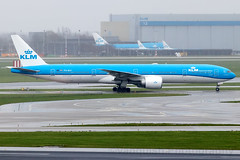 PH-BVF KLM Royal Dutch Airlines B777-300 Amsterdam Schiphol (Vanquish-Photography) Tags: phbvf klm royal dutch airlines b777300 amsterdam schiphol vanquish photography vanquishphotography ryan taylor ryantaylor aviation railway canon eos 7d 6d 80d aeroplane train spotting eham ams airport amsterdamschiphol schipholairport amsterdamschipholairport
