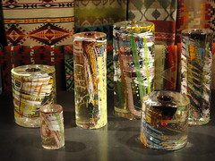 Cylinders (michael_s_pictures) Tags: cylinders chihuly glas glass art glaskunst kunst