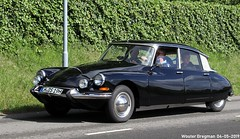 Citroën DS 19 (XBXG) Tags: lhds19h citroën ds 19 citroënds strijkijzer déesse tiburón snoek noir black citromobile 2019 citro mobile carshow expo haarlemmermeer stelling vijfhuizen nederland holland netherlands paysbas vintage old classic french car auto automobile voiture ancienne française france frankrijk vehicle outdoor