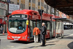 WSH62998 LJ13JZO (PD3.) Tags: london bus buses england uk sight seeing sightseeing tower transit rv1 rv 1 wsh62998 wsh 62998 lj13jzo lj13 jzo hydrogen wright