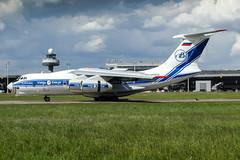 RA-76503 (PlanePixNase) Tags: eddv haj hannover airport aircraft planespotting langenhagen volga dnepr ilyushin il76