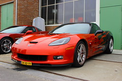 2007 Chevrolet Corvette Z06 (Dirk A.) Tags: 34xdvv sidecode6 2007 chevrolet corvette z06 onk