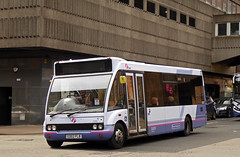 First 53102 (SRB Photography Edinburgh) Tags: first bus buses ukbuses solo optare glasgow