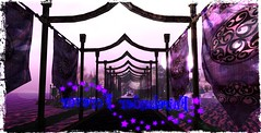 FF 2019 - Dragonspan Bridge_02 (Mondi Beaumont) Tags: fantasy faire 19 2019 11th ff rfl relayforlife relay for life fight cancer sim landscaping world building creativity sl secondlife second rp roleplay mesh friends builders sponsors supporters fans visitors guests dragonspan bridge fairewell fairelands goodbye david abbot zander greene elizabeth tinsley