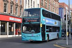 Nottingham City Transport 612 (Ash Hammond) Tags: nottinghamcitytransport scanian230ud alexanderdennisenviro400 612 yn14mtj