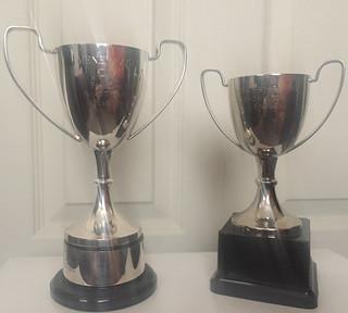 League Trophies - 2018/19 Season