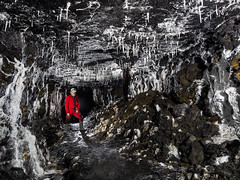 Eneko Petra _1 (enekopy) Tags: cave cueva mina mine espeleo ilunpeart