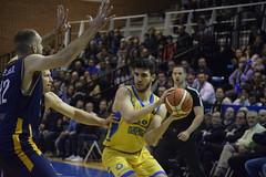 Liberbank Oviedo vs Rio Ourense Termal (Foto Tania Fernández - OCB) (2) (Baloncesto FEB) Tags: leboro liberbankoviedo rioourensetermal pumarín