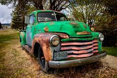 Panguitch Truck (KPortin) Tags: htt truck chevrolet rusty
