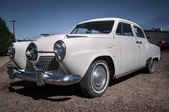 Studebaker Commander (Brad Prudhon) Tags: 2018 antique arizona auto commander holbrook landcrusier october old oldroute66 studebaker v8 wigwamhotel wigwamvillage car
