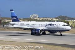 DSC_9189Pwm (T.O. Images) Tags: n640jb jetblue airbus a320 sxm st maarten princess juliana airport
