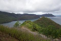 Nuku Hiva view 1 (jjknitis) Tags: 2019 cruise eurodam hollandamerica island march30 marquesas nukuhiva polynesia southpacific view