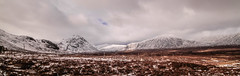 The range (NikNak Allen) Tags: scotland scottish highlands scottishhighlands grass snow winter mountain mountains sky cloud clouds view look wide longexposure light