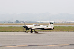 Private Van's RV-6A N4PM (jbp274) Tags: cno kcno airport airplanes homebuilt kitplane vans rv6